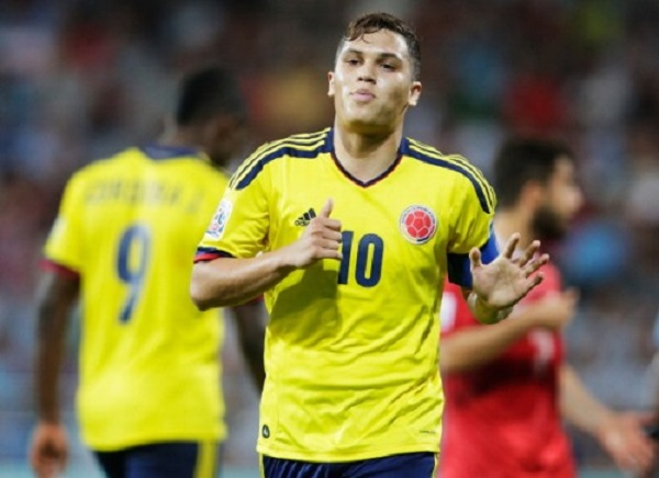 Juan Fernando Quintero: Why Manchester City Should Sign Juan Quintero For Backup