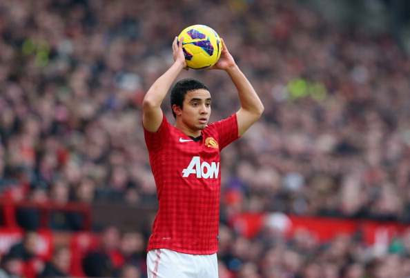 Rafael da Silva in action for Manchester United (Getty Images)