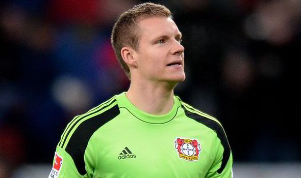 Manchester United might try to get the services of Leno