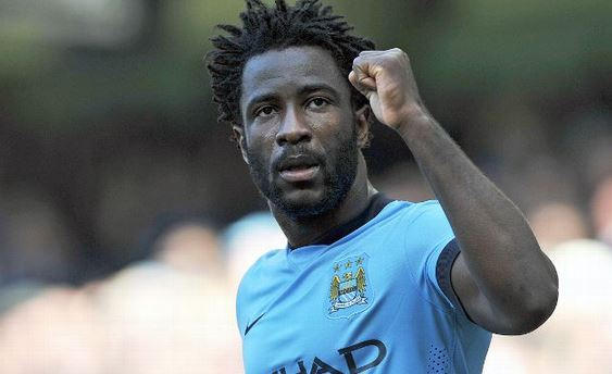 Wilfried Bony- Manchester City