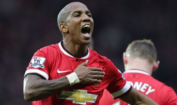 Ashley Young- Manchester United
