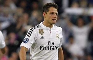 Chicharito will be easing the pressure on Kane