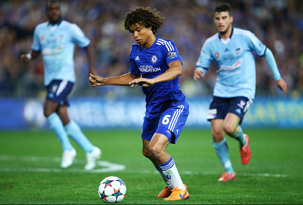 Nathan Ake in action for Chelsea. (Getty Images)