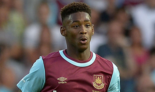 16 year old Reece Oxford had a memorable debut for West Ham