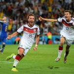 Arsenal and Manchester United are interested in Mario Gotze