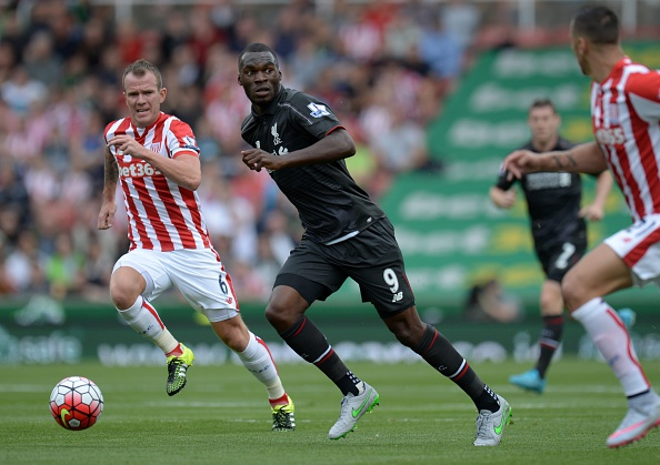 Christian Benteke did not look at his best in his official debut for Liverpool