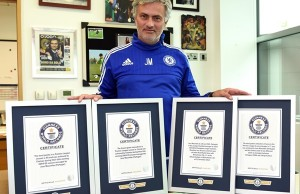 Jose Mourinho Guinness