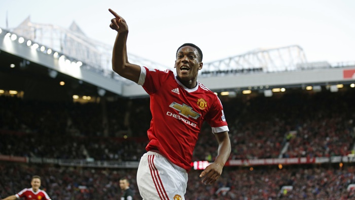 Martial may get a chance to continue his fine run of form for Manchester United.