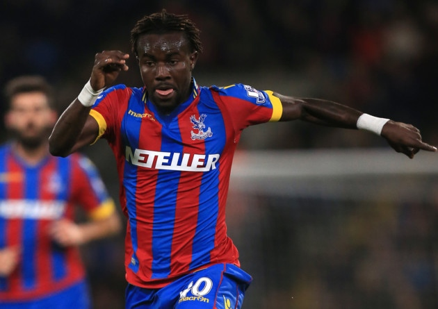 Pape Souare- Crystal Palace