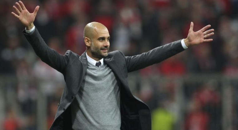 Manchester City boss Pep Guardiola (Getty Images)