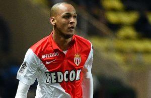 Fabinho has been a regular at AS Monaco.