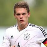 Matthias Giner playing for Germany. (Getty Images)