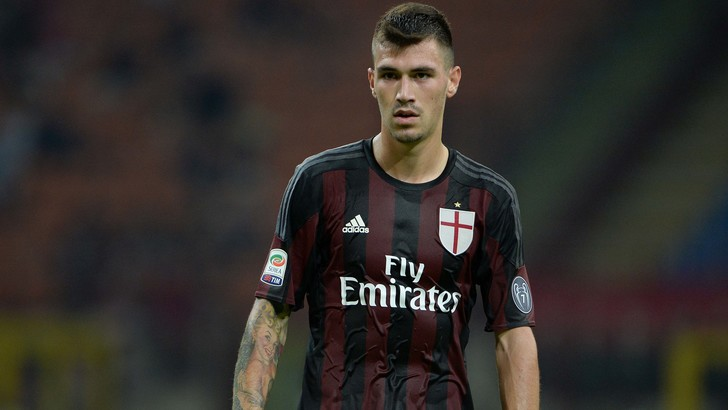 Chelsea defender Alessio Romagnoli in action. (Getty Images)
