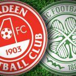Celtic vs Aberdeen - Scottish cup