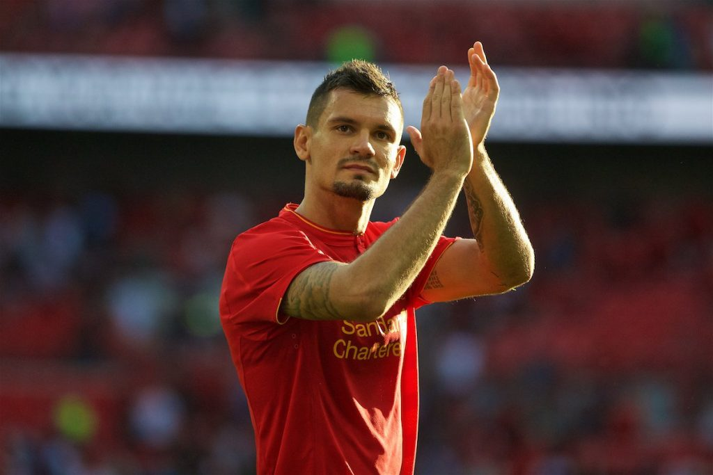 Dejan Lovren (Getty Images)