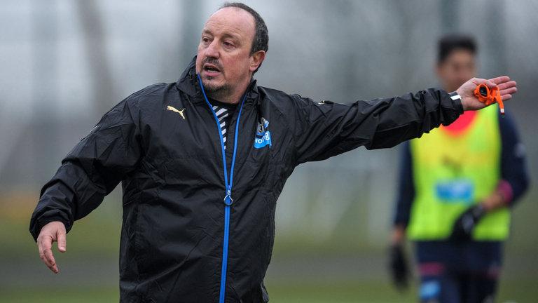 Rafael Benitez (Getty Images)