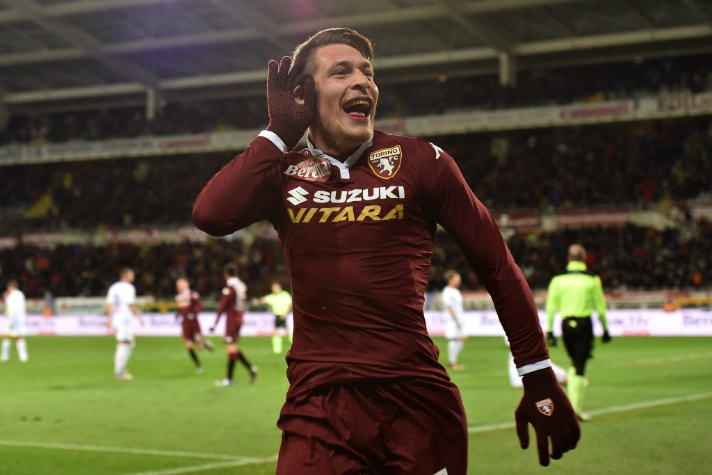 Torino's Andrea Belotti has been one of Italy's most feared strikers over the last few seasons. (Getty Images)