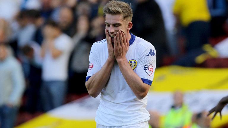 Charlie Taylor of Leeds United