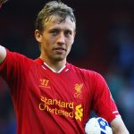 Lucas Leiva of Liverpool.