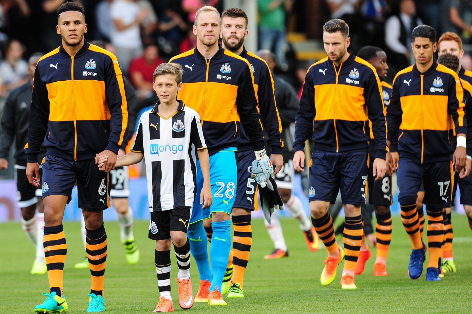 Newcastle United: Attacking Duo To Return: Strongest Newcastle United Line