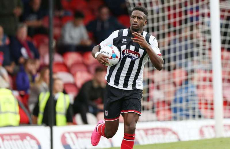 Omar Bogle is more than capable of replacing Dembele at Celtic.
