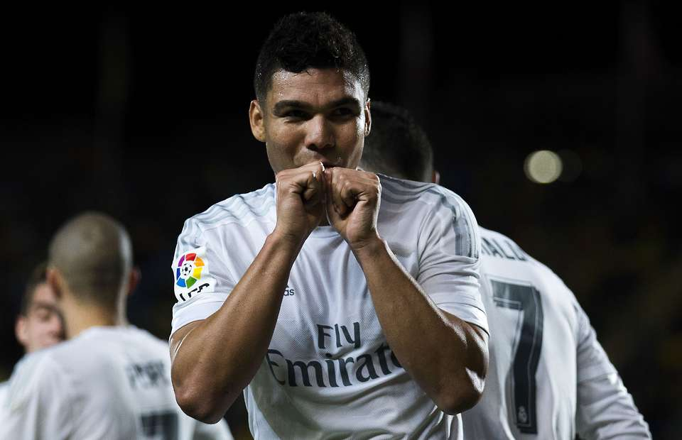 Casemiro might be perfect for Manchester United.