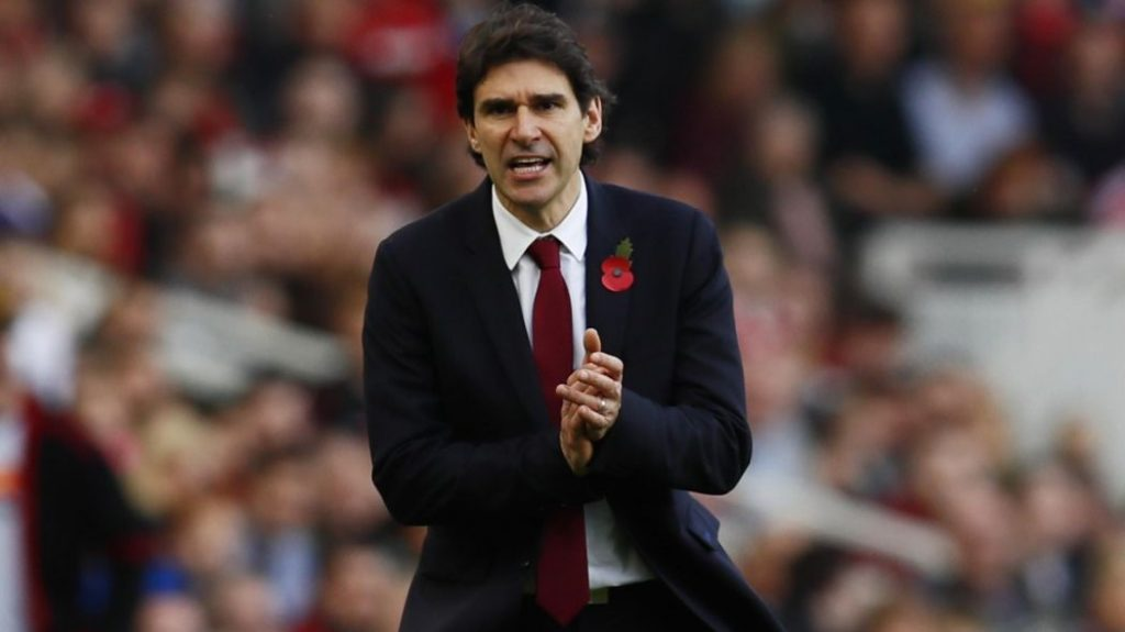 Aitor Karanka has been sacked by Middlesbrough.