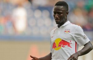 Naby Keita is a target of Liverpool.