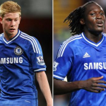 De Bruyne and Lukaku at Chelsea