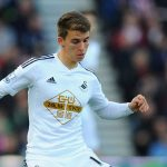 Tom Carroll left Tottenham to join Swansea.
