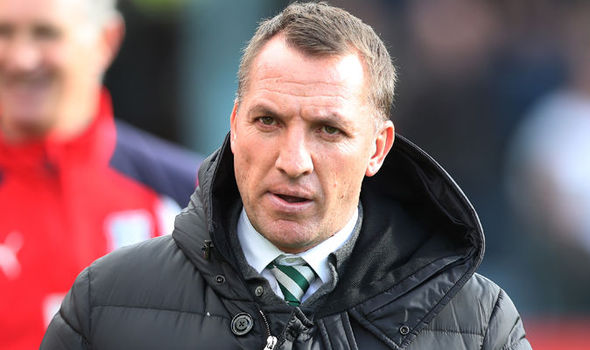 Brendan Rodgers wants Celtic's head of recruitment Lee Congerton