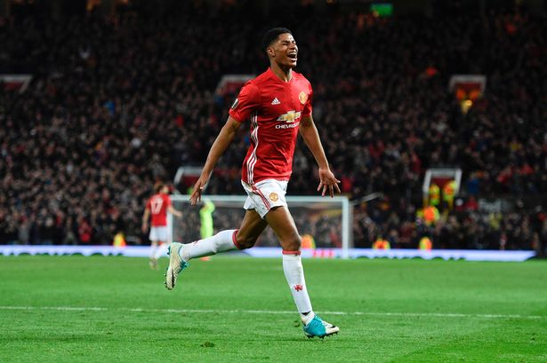 Marcus Rashford Scored A Dramatic Winner For Manchester United vs Anderlecht
