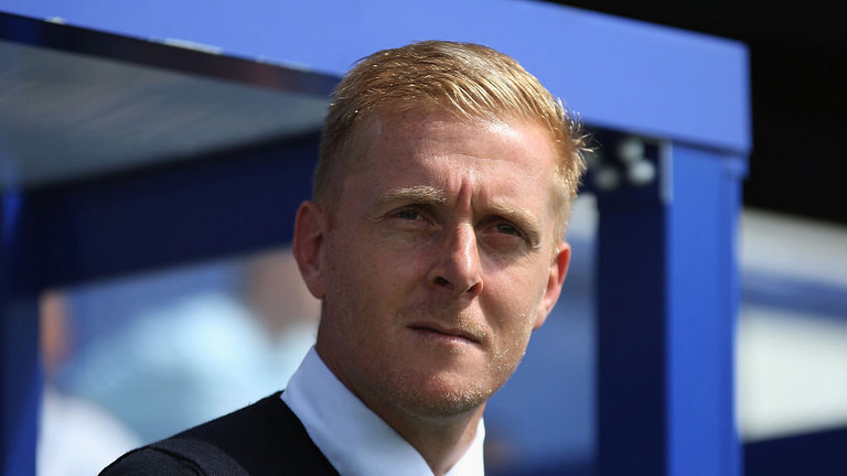 Former Leeds United manager Garry Monk