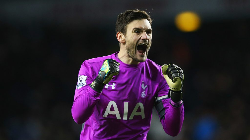Hugo Lloris still remains ruled out as he recovers from his injury.