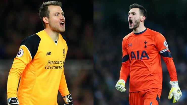 Liverpool Mignolet vs Tottenham Lloris