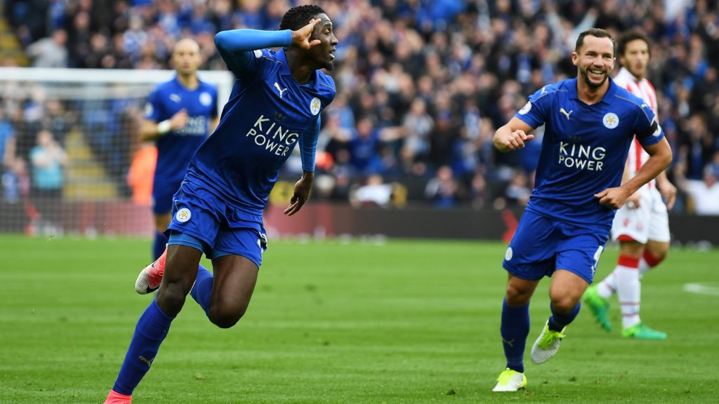 Wilfried Ndidi (L) (Getty Images)