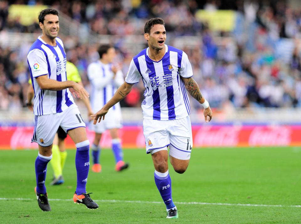Willian Jose is a Newcastle United target