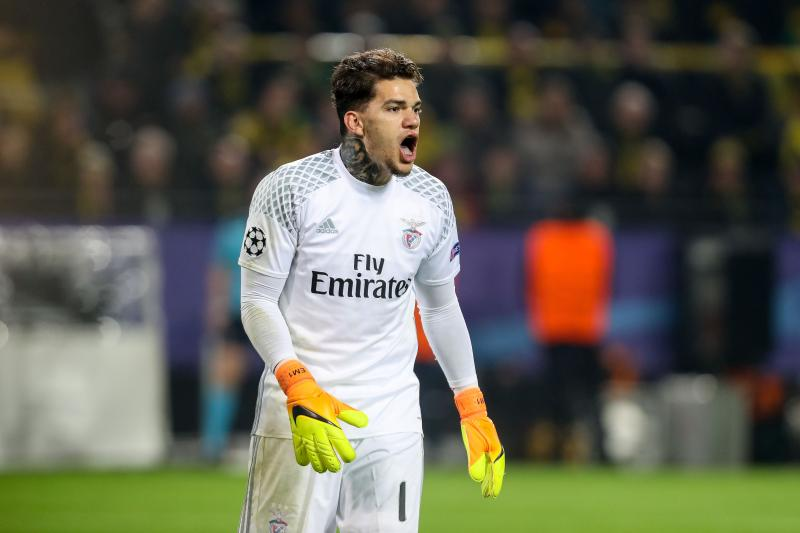 Ederson is a Manchester City target