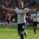 Harry Kane of Tottenham
