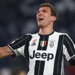 Mario Mandzukic in action for Juventus. (Getty Images)