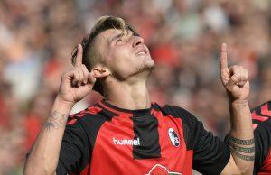 Maximilian Philipp is a Tottenham target