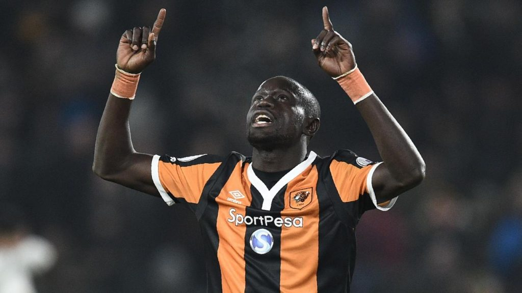 Oumar Niasse enjoyed a productive loan spell at Hull City from Everton. (Getty Images)