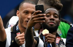 Newcastle Pair Anita and Gouffran