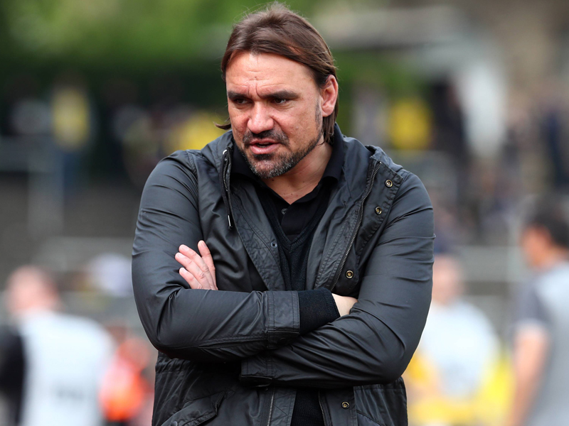 Daniel Farke (Getty Images)