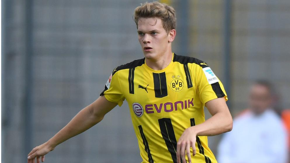 Matthias Ginter spent three years at Borussia Dortmund. (Getty Images)