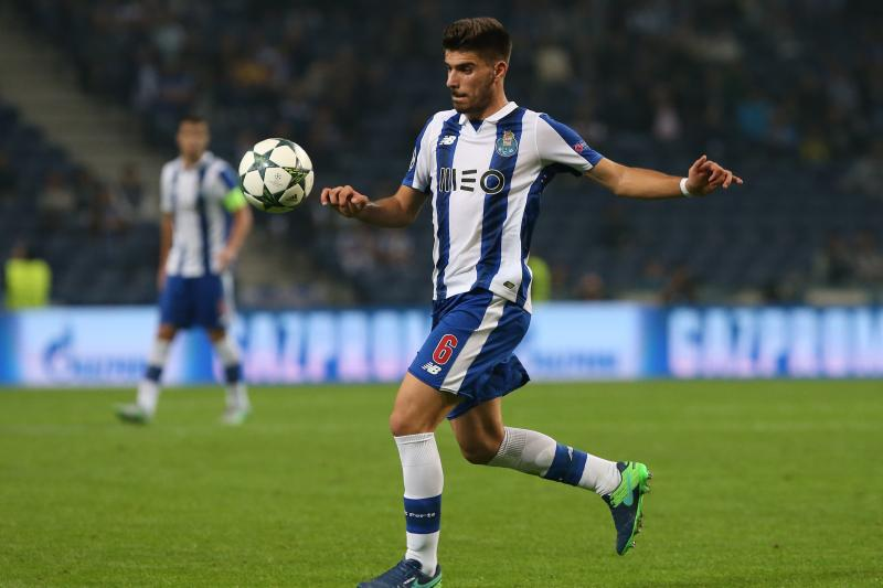 Ruben Neves in FC Porto colours. (Getty Images)