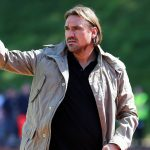 Norwich City manager Daniel Farke. (Getty Images)