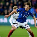 Genk's Sander Berge is one of the highly rated talents across Europe. (Getty Images)