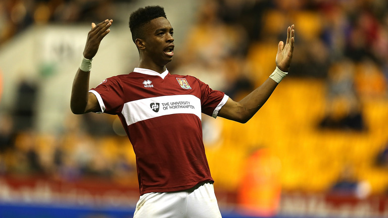 Ivan Toney has been a revelation for Peterborough. (Getty Images)