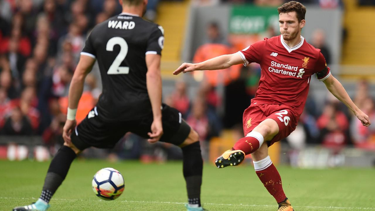 Andy Robertson – How the Liverpool star turned things around for himself